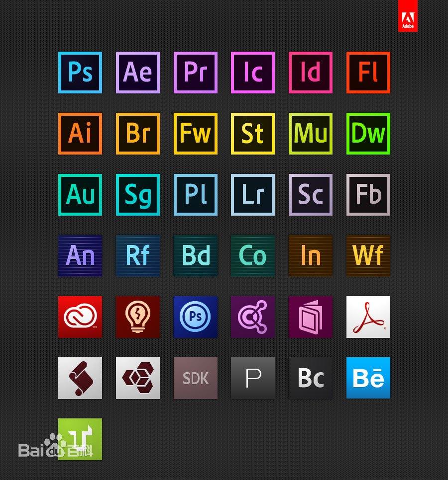 Adobe2019全套软件 mac+windows简体中文破解版下载【亲测可用】