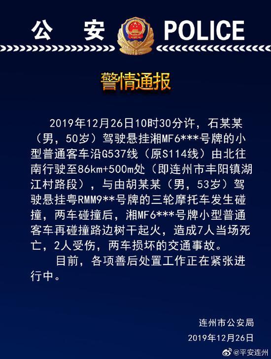 昆明seo关键词优化_广东突发7死2伤车祸 两车相撞后一车撞树起火