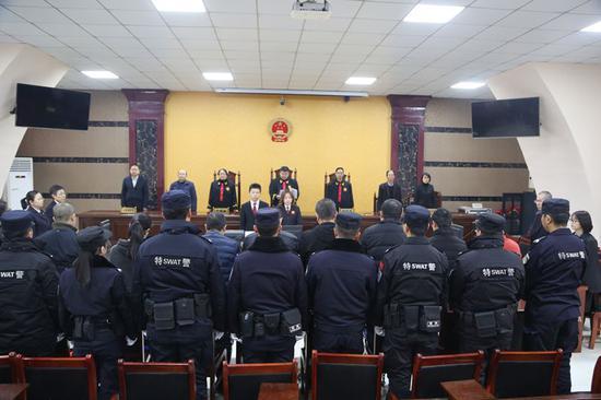 seo搜索优化是什么意思_网络大V谈春平涉黑案一审宣判:数罪并罚获刑22年