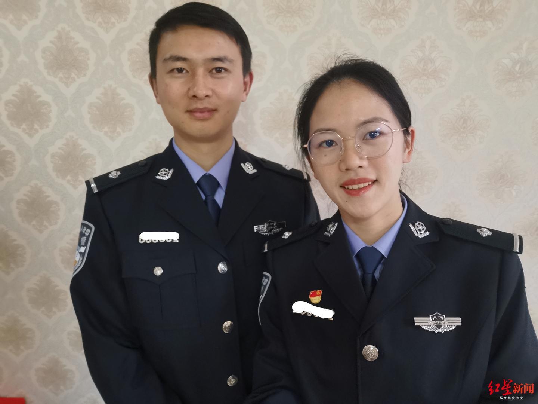 竞价 郑州开户 流程_抗疫在前婚礼在后 警员伉俪回老家办婚礼途中折回