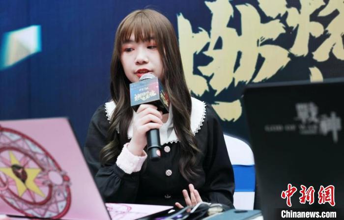 360信息流推广开户_福建电竞赛事升温 台籍女学生担纲赛事解说