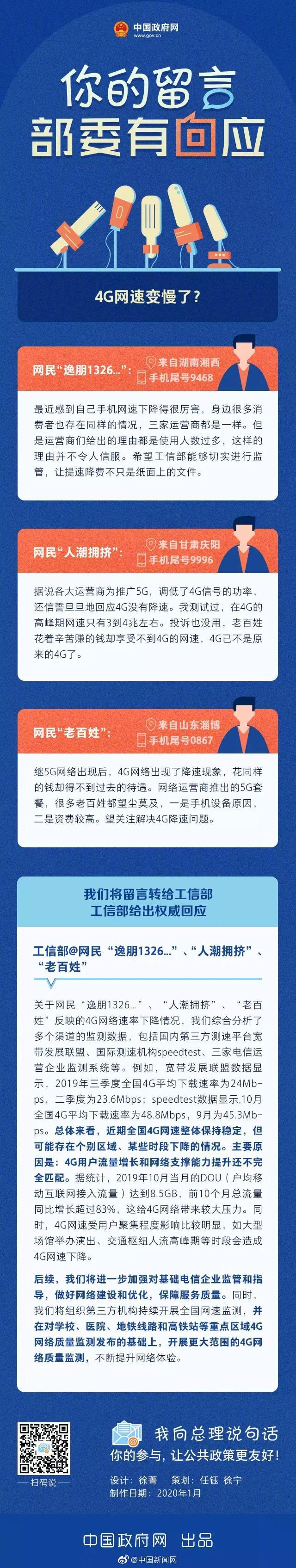 上海seo优化外包公司_工信部回应4G网速变慢:或存在个体区域下降的情形