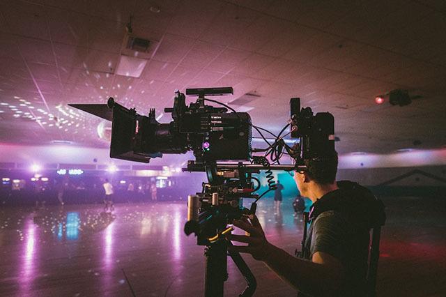 抖音专业拍攝工作人员
