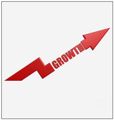 增长的拼音_增长的读音_增长的英文 - 词语增长