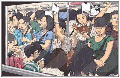拥挤的拼音_拥挤的读音_拥挤的英文 - 词语拥挤