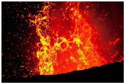 岩浆的拼音_岩浆的读音_岩浆的英文 - 词语岩浆