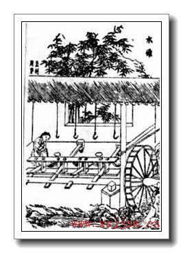 《连机碓》拼音字母/读音/英语/繁体字 三字词语