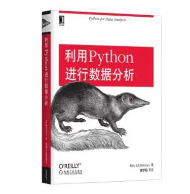 利用Python开展数据分析pdf高清文档下载
