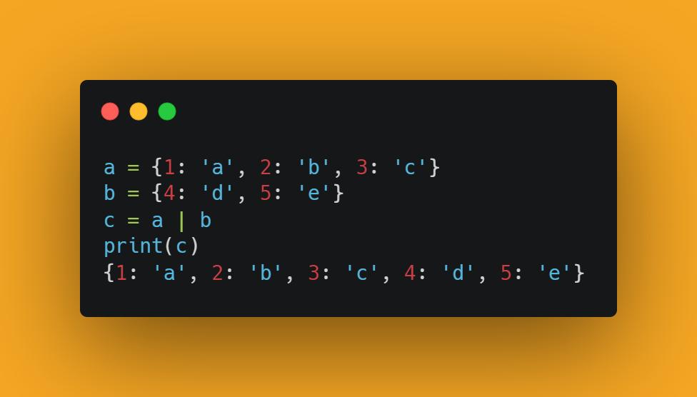 Python 3.9的来临到底是意味着哪些?文中详尽给你讲述!
