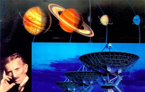 特斯拉自爆曾经与外星人有过神秘交流