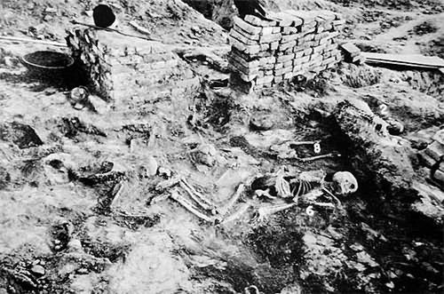 印度死丘事件之谜 城市瞬间毁灭居民集体死亡的真相分析