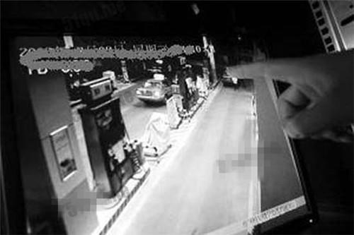 加油站闹鬼事件视频、图片 揭秘加油站闹鬼事件是真的吗