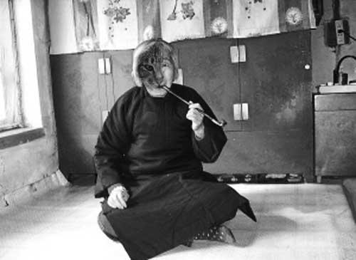 猫脸老太太事件,1995年哈尔滨猫脸老太太事件真相