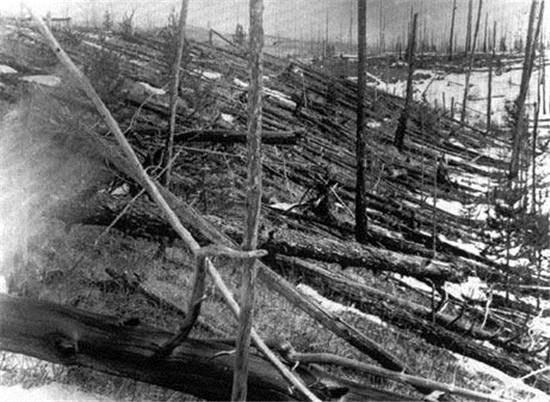 世界三大自然之谜:京师大爆炸、通古斯大爆炸、印度死丘之谜