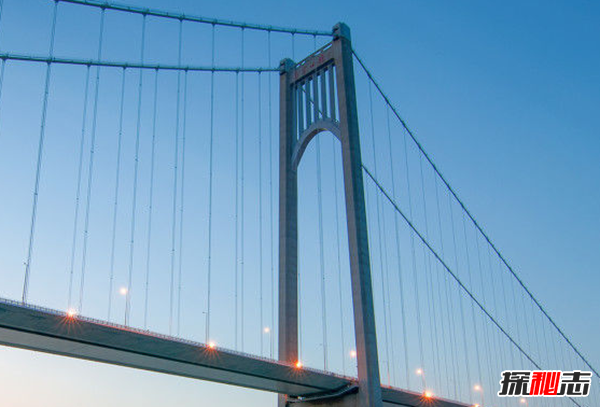 世界十大著名桥梁,金门大桥花费3550万美元(耗时四年多)