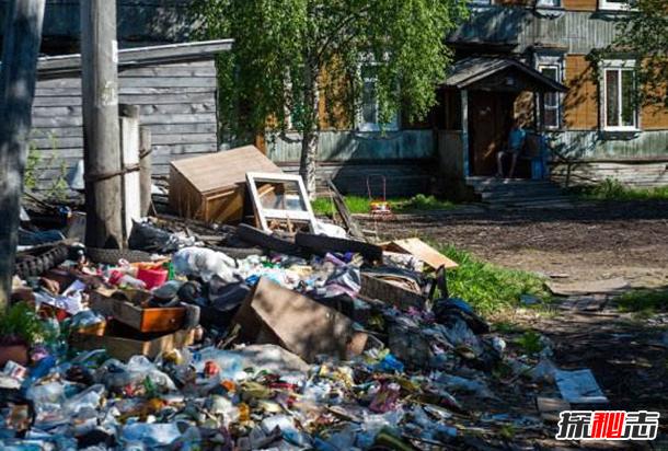 环境最恶劣的十个地方,没有人想在这些地方居住
