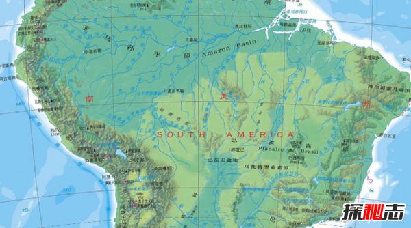 南美洲海岸线最长的国家,智利海岸线最长约1万公里