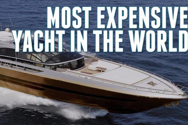 世界十大最贵私人游艇,历史至尊号-45亿美元
