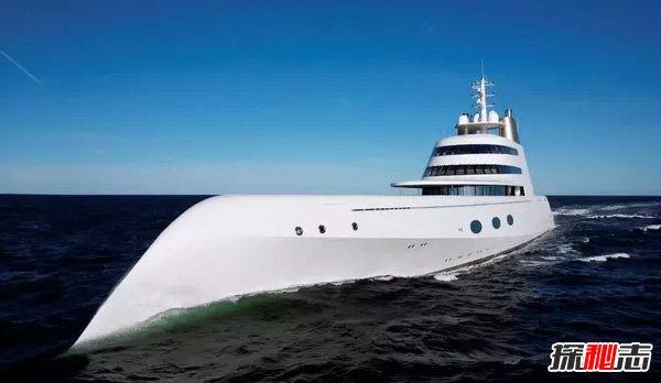 世界十大最贵私人游艇,A-3.23亿美元