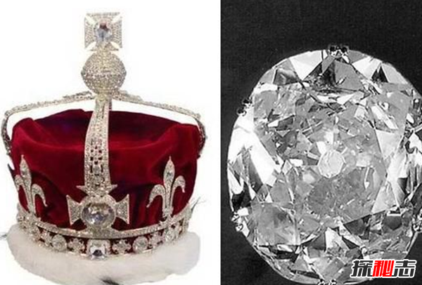 盘点五大诅咒钻石:第一钻石诅咒对象全是男性